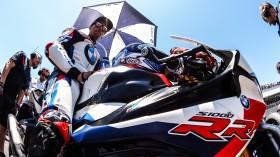 Markus Reiterberger, BMW Motorrad WorldSBK Team, Jerez RACE 2