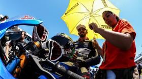 Enzo de la Vega, Team MHP Racing-Patrick Pons, Jerez RACE 2