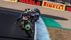 Lucas Mahias, Kawasaki Pucceti Racing, Jerez RACE