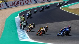 Galang Hendra Pratama, Semakin Di Depan Biblion Motoxracing, Jerez RACE 2
