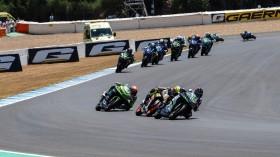 Manuel Bastianelli, Prodina IRCOS Kawasaki, Jerez RACE 2