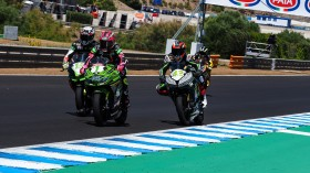 Ana Carrasco, Kawasaki Proves WorldSSP300, Jerez RACE 2