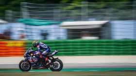 Michael van der Mark, Pata Yamaha WorldSBK Team, Misano FP1