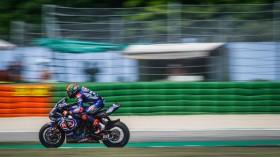 Michael van der Mark, Pata Yamaha WorldSBK Team, Misano FP1