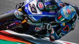 Marco Melandri, GRT Yamaha WorldSBK, Misano FP1