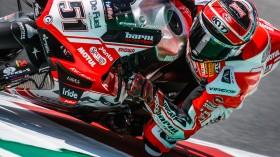 Michele Pirro, BARNI Racing Team, Misano FP1
