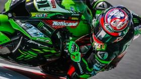 Leon Haslam, Kawasaki Racing Team WorldSBK, Misano FP1