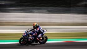 Michael van der Mark, Pata Yamaha WorldSBK Team, Misano FP2