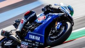 Marco Melandri, GRT Yamaha WorldSBK, Misano FP2