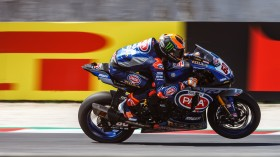 Michael van der Mark, Pata Yamaha Official WorldSBK Team, Misano FP2