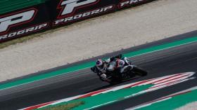 Ayrton Badovini, Team Pedercini Racing, Misano Tissot Superpole