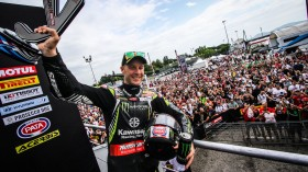 Jonathan Rea, Kawasaki Racing Team WorldSBK, Misano RACE 1