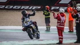 Loris Baz, Ten Kate Racing - Yamaha, Misano RACE 1
