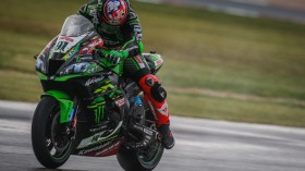 Leon Haslam, Kawasaki Racing Team WorldSBK, Misano RACE 1