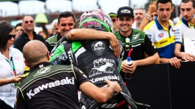 Lucas Mahias, Kawasaki Pucceti Racing, Misano Tissot Superpole