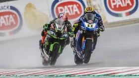 Sandro Cortese, GRT Yamaha WorldSBK, Misano RACE 1
