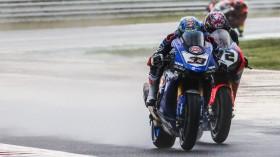 Marco Melandri, GRT Yamaha WorldSBK, Misano RACE 1