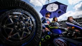 Sandro Cortese, GRT Yamaha WorldSBK, Misano Tissot Superpole RACE