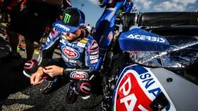 Alex Lowes, Pata Yamaha WorldSBK Team, Misano Tissot Superpole RACE