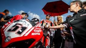 Michele Pirro, BARNI Racing Team, Misano Tissot Superpole RACE