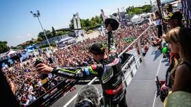 Jonathan Rea, Kawasaki Racing Team WorldSBK, Misano RACE 2