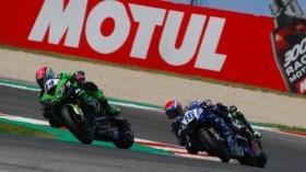 Lucas Mahias, Kawasaki Pucceti Racing, Misano RACE