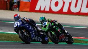 Jules Cluzel, GMT94 Yamaha, Misano RACE