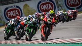 Alvaro Bautista, Aruba.it Racing - Ducati, Misano RACE 2