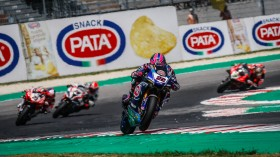 Alex Lowes, Pata Yamaha WorldSBK Team, Misano RACE 2