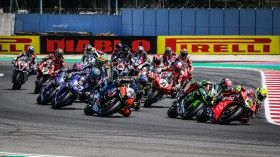 WordSBK, Misano RACE 2