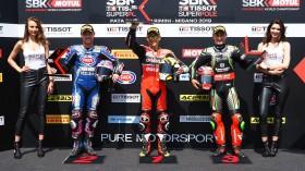 WorldSBK Misano Tissot Superpole RACE