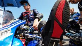 Thomas Gradinger, Kallio Racing, Misano RACE