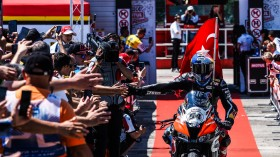 Toprak Razgatlioglu, Turkish Puccetti Racing, Misano RACE 2
