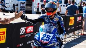 Andy Verdoia, BCD Yamaha MS Racing, Misano RACE