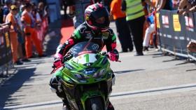 Ana Carrasco, Kawasaki Proves WorldSSP300, Misano RACE