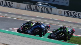 Lucas Mahias, Kawasaki Puccetti Racing, Misano RACE