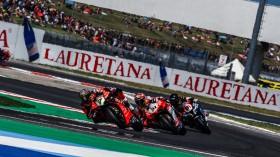 Chaz Davies, Aruba.it Racing-Ducati, Misano RACE 2
