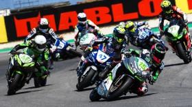 Manuel Bastianelli, Prodina IRCOS Kawasaki, Misano RACE
