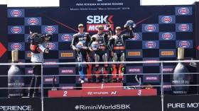 WorldSBK Misano RACE 2
