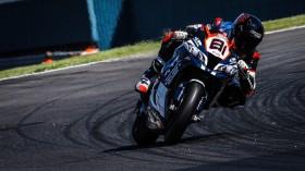 Jordi Torres, Team Pedercini Racing, Donington FP2