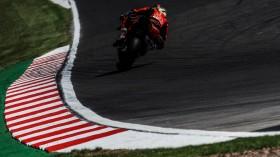 Chaz Davies, Aruba.it Racing - Ducati, Donington FP2