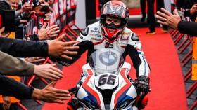 Tom Sykes, BMW Motorrad WorldSBK Team, Donington RACE 1