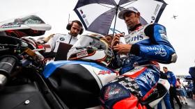 Peter Hickman, BMW Motorrad WorldSBK Team, Donington RACE 1