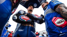 Alex Lowes, Pata Yamaha WorldSBK Team, Donington RACE 1