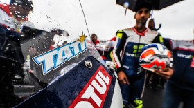 Leandro Mercado, Orelac Racing VerdNatura, Donington RACE 1