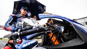 Michael van der Mark, Pata Yamaha WorldSBK Team, Donington RACE 1