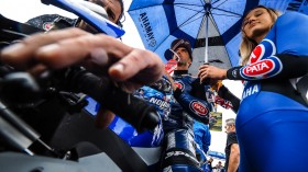 Marco Melandri, GRT Yamaha WorldSBK, Donington RACE 1