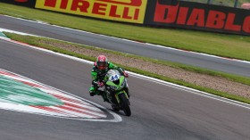 Lucas Mahias, Kawasaki Puccetti Racing, Donington Tissot Superpole