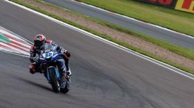 Isaac Vinales, Kallio Racing, Donington Tissot Superpole