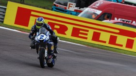 Brad Jones, Appleyard Macadam Integro, Donington Tissot Superpole